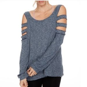 Rese Activewear Sweaters - Rese Desiree Long sleeve